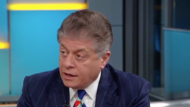 Napolitano says it's obvious Roger Stone deserves a new trial: 'Almost any judge' would agree