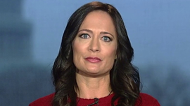 Stephanie Grisham: 'Obstructionists' across the government are working against Trump