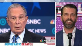 Donald Trump Jr. slams Mike Bloomberg's debate performance: 'You can't buy personality'