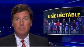 Tucker slams Democratic debate, debaters: 'The chaos Putin was hoping fordescended onto the debate stage'