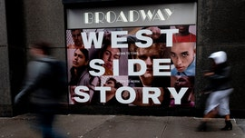Protesters demand 'West Side Story' actor be fired over nude photo scandal