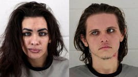 Airbnb renter says couple left bloodstains, knives and drugs in their room