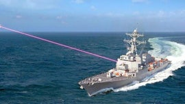 Navy arms destroyers with new laser weapons