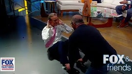 WATCH: The charity that got Steve Doocy to do crunches for a good cause