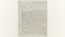 George Washington letter to Scottish nobleman discovered
