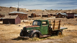 5 American ghost towns abandoned to time