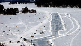 Mild weather in New Hampshire closes only approved ice runway in Lower 48