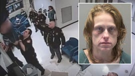 Ohio inmate falls through ceiling, lands in trash during failed jailbreak caught on video