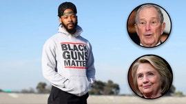 'Super-frisk is their name': Black Guns Matter founder mocks potential Bloomberg-Clinton ticket