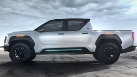 Electric Nikola Badger is the 'best-looking' pickup, will cost $60-$90G, says CEO