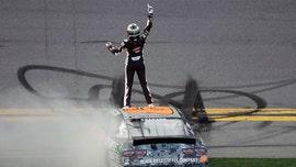 Noah Gragson wins NASCAR Daytona Xfinity Series race