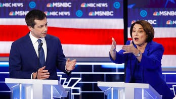 Klobuchar calls out Buttigieg for losing past campaigns