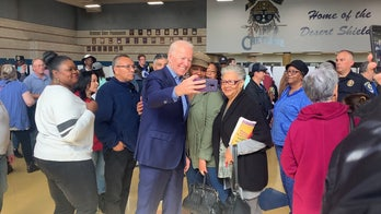 Biden vows resurgence after Sanders' win in Nevada: 'I鈥檓 going to take this back!'