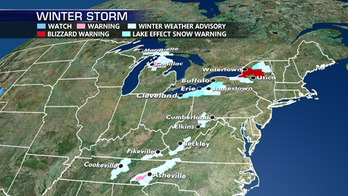 Dangerous weather and blizzard conditions across Eastern Great Lakes