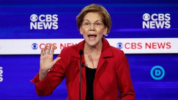 Warren revives disputed pregnancy discrimination claim at Democratic debate