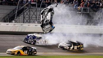 Ryan Newman crash: how it happened