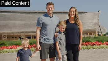 A family journey to the Ark Encounter