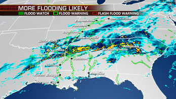 More rain in forecast for flood-prone zones across Southeast