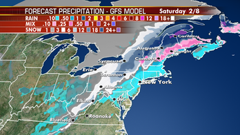 Storm to bring strong winds, rain and snow to Northeast