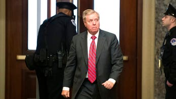 Lindsey Graham: Justice Department has 'process' for reviewing Giuliani's Ukraine info