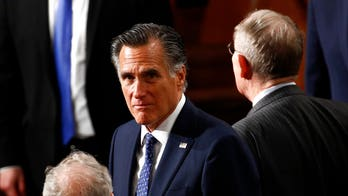Romney keeping quiet on SCOTUS vacancy as confirmation fight looms