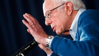 Bernie Sanders heads to New Jersey as gubernatorial showdown tightens
