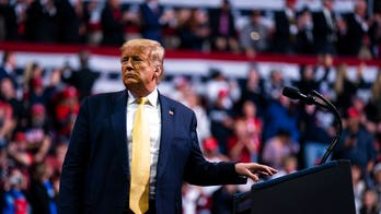 Trump, energized after Dems' debate melee and frustrated with Oscars, takes rally blitz to Colorado