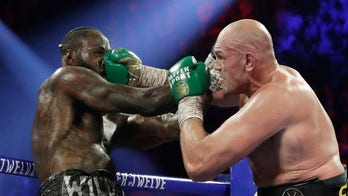 Deontay Wilder doubles down on Tyson Fury accusations: 'He flat out cheated'
