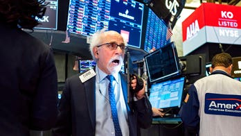 Coronavirus stock sell-off: Meet the face of Wall Street's absolute worst moments
