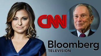 CNN reporter accused of 'dismissing' Bloomberg's stop-and-frisk remarks previously worked at Bloomberg Television