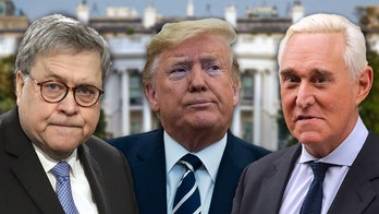 Dems demand Barr's resignation amid Stone sentence storm