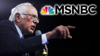 MSNBC's hostile coverage of Sanders hits boiling point as he solidifies front-runner status