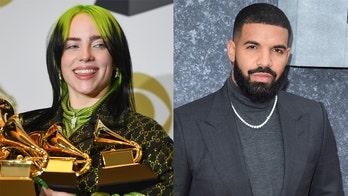 Billie Eilish defends friendship with Drake: 'Everybody's so sensitive'