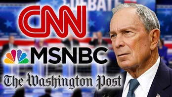 Mainstream media condemns Bloomberg for spreading 'disinformation' with comical debate video