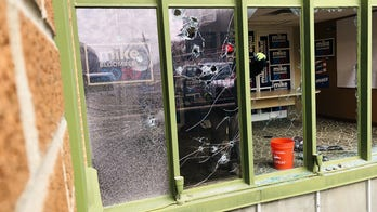 Bloomberg campaign office in Utah vandalized, one day after pointing finger at Bernie supporters for similar incident