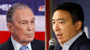 Mike Bloomberg campaign floated vice presidential slot to Andrew Yang, report says