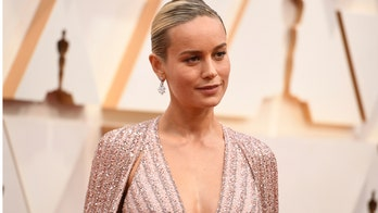 Brie Larson hits the 2020 Oscars red carpet in another eye-popping dress