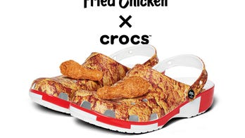 KFC, Crocs team up to create Bucket Clog: 'What fried chicken footwear dreams are made of'