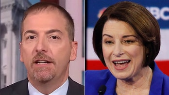 MSNBC's Chuck Todd used to be Amy Klobuchar's landlord: report