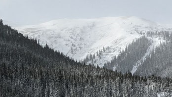 Avalanche in Colorado leaves 2 presumed dead north of Vail, lone survivor managed to 'free himself'