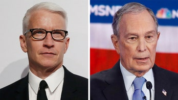Anderson Cooper questions Bloomberg's 'change of heart' on stop and frisk during debate