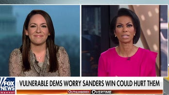 DNC spokesperson Xochitl Hinojosa : Trump should be 'very scared' about Democrats' NH turnout