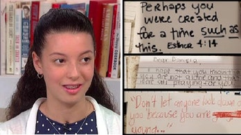 High school student flooded with letters of support after being denied Christian club on campus