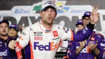 Denny Hamlin: What to know about the NASCAR star, Daytona 500 winner