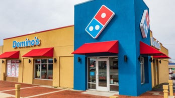 Domino's debuts pizza-shaped engagement ring worth 'more than $9,000'