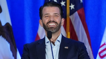 Trump Jr. calls into radio show to thank veteran allegedly attacked for supporting POTUS