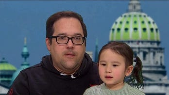 Pennsylvania father, 3-year-old daughter released from coronavirus quarantine: 'I understand the fear'