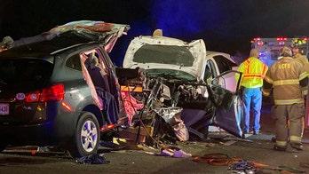 Georgia crash on Interstate 95 leaves 6 dead, including 3 children, officials say