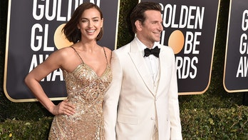 Exes Bradley Cooper and Irina Shayk reunite, pose together at BAFTAs after-party