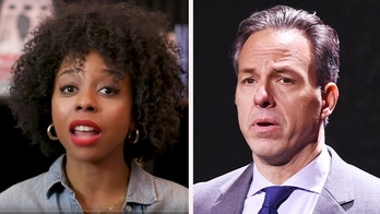 'Shocked' Jake Tapper criticizes Sanders spokesperson for attacks on Bloomberg